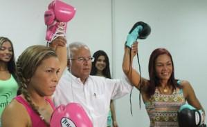Palmera vs Sánchez step in the ring in Cereté