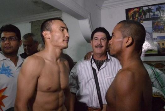 En peso protagonistas de pelea por título WBA FEDELATIN en Colombia