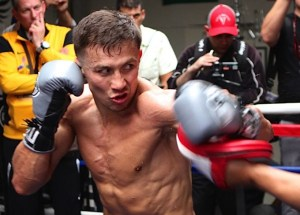 """Gennady Golovkin: """"Ask Mayweather if he is ready for me"""""""