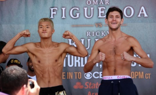Jamie McDonnell will defend his 118 lbs title against Tomoki Kameda in Texas