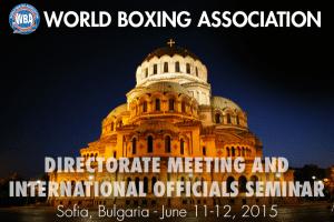WBA Board of Directors Meeting