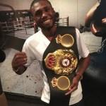 Nicholas Walters WBA Featherweight Super Champion