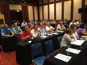 Report on the Friday morning session in Sofia