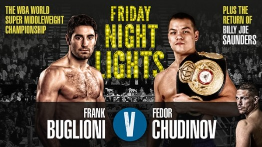 Chudinov vs. Buglioni Preview