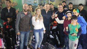 "AMB apoya Torneo Amateur ""Delfino Pérez"" en Argentina"