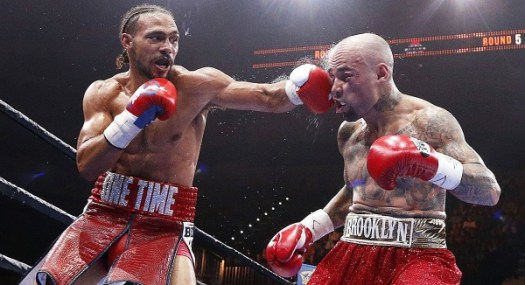 Keith Thurman Awarded WBA Boxer of the Month