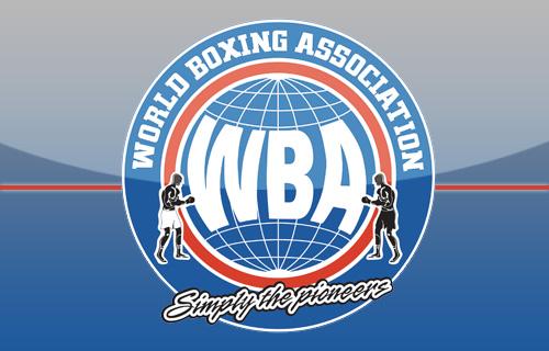 WBA Rankings for October