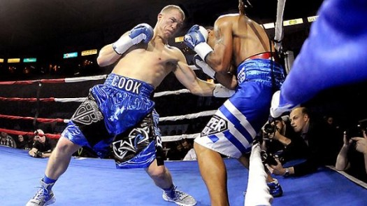 Brandon Cook Successfully Defends WBA Title