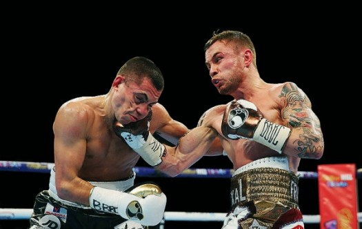 Frampton Defeats Quigg, Unifies Titles