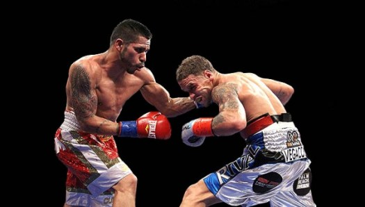 Jesus Cuellar to Defend WBA Featherweight Title Against Abner Mares