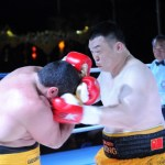 Zhang JungLong WBA Oceania Heavyweight Champ