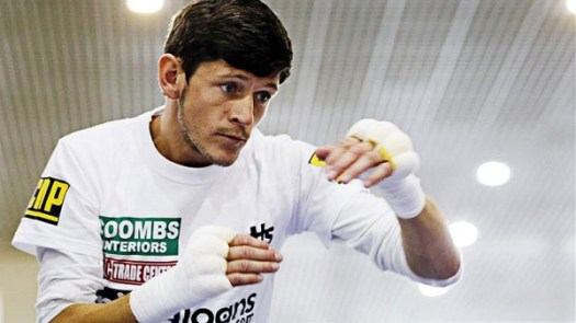McDonnell Defends WBA Title at The 02