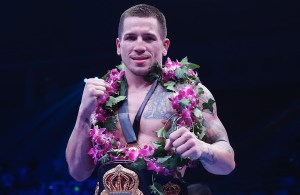Jason Sosa WBA Super Featherweight Champion