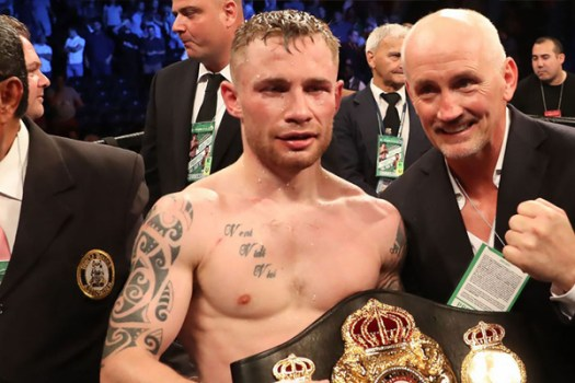 Carl Frampton – Boxer of the month July-2016