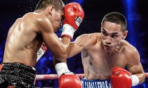 Juan Francisco Estrada Vacates WBA Flyweight Title