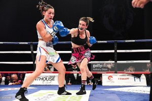 Jelena Mrdjenovic Will Defend Her WBA 126-Pound Crown