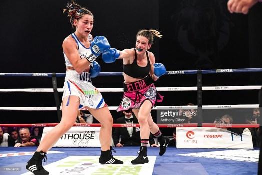 Jelena Mrdjenovic Will Defend Her WBA 126-Pound Crown