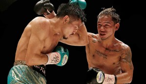 Luis Concepcion to Defend WBA World Super Flyweight Title in December