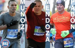 WBA Team at NYC Marathon