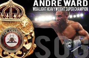 "Andre ""SOG"" Ward WBA Light Heavyweight Super Champion"