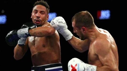 Ward Ekes Out Decision over Kovalev