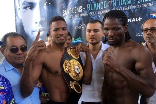 Alfonso Blanco will defend his interim WBA title on December 17. (Photo: Courtesy)