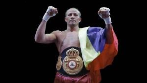 Cermeño Retains His Title a Second Time