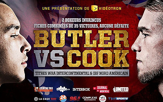 Preview: Brandon Cook vs. Steven Butler