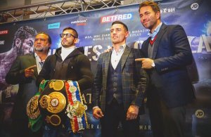 Linares vs Crolla Press Conference