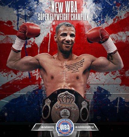 Khalid Yafai WBA Super FLyweightChampion