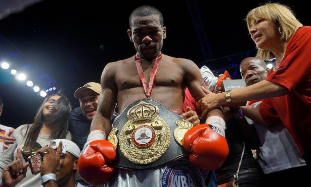 Jezreel Corrales is the only WBA champion at super featherweight. (Photo: YouTube)