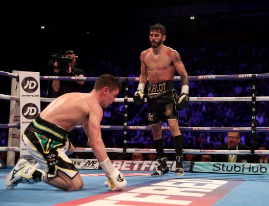 Linares retains WBA title in great battle against Crolla
