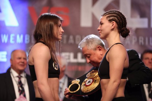 Taylor and Meinke make weight
