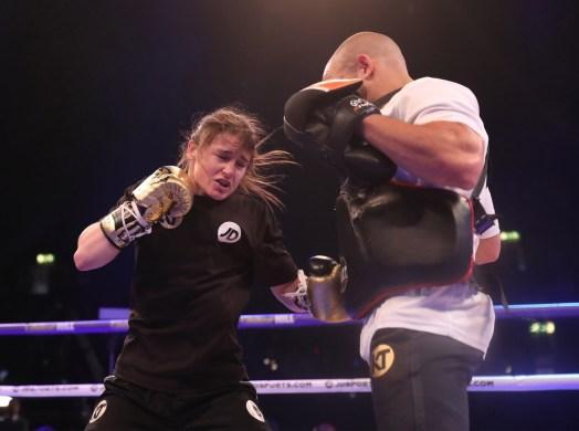 Taylor Defending WBA Title Against Connor