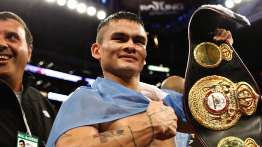 Maidana will accompany the WBA at the Expo Boxing in Las Vegas