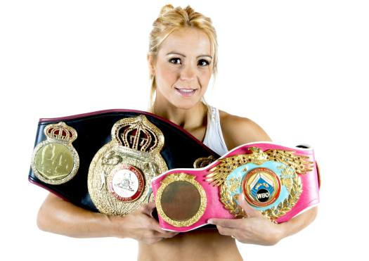 Yesica Bopp to defend her title this coming weekend