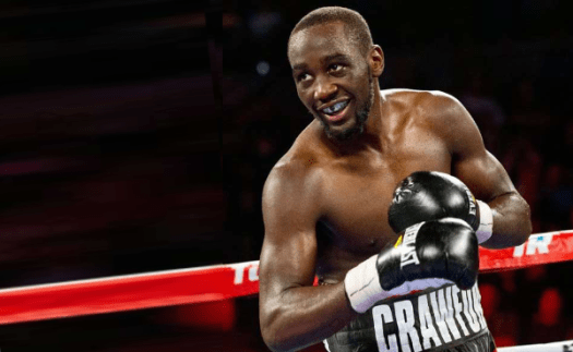 Terence Crawford – Boxer of the Month August 2017