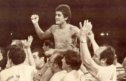 35 years since the death of Salvador Sanchez