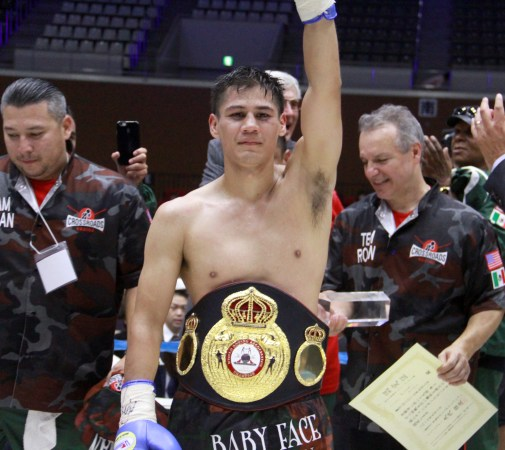 Danny Roman: I want to be the best Super Bantamweight of the world