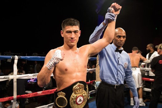 Bivol Retains Title by First Round Knockout