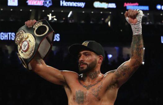 Lucas Matthysse WBA Welterweight World Champion