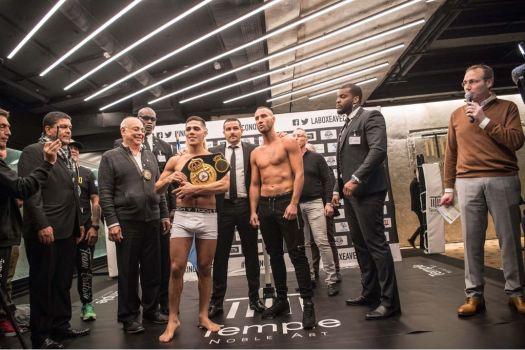 Castaño defends Super Welterweight belt before Vitu in France