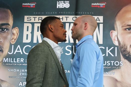 Jacobs and Sulecki Ready for War in Brooklyn