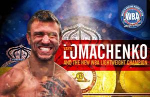 Vasyl Lomachenko - Boxeador del mes de mayo 2018