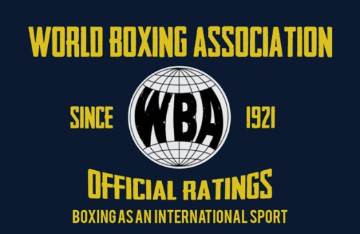 WBA August Rankings and Boxer of the Month