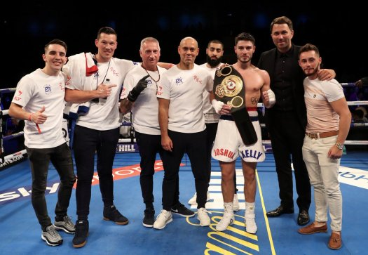 Kelly and Edwards Victorious in Newcastle