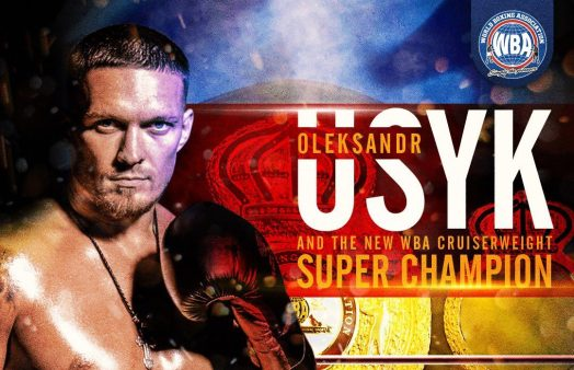 Usyk puts on a masterclass in Moscow