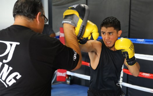 Prepared 'JoJo' Diaz to play with fire against Rojas