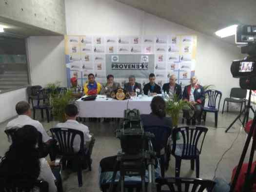 Provenbox will organize the Gilberto Mendoza Tournament in Venezuela