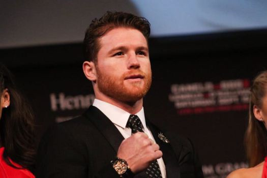 Canelo returns to the ring on December 19 against Callum Smith